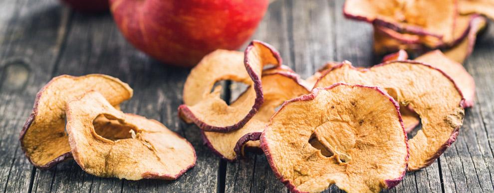 Torkad frukt & bär