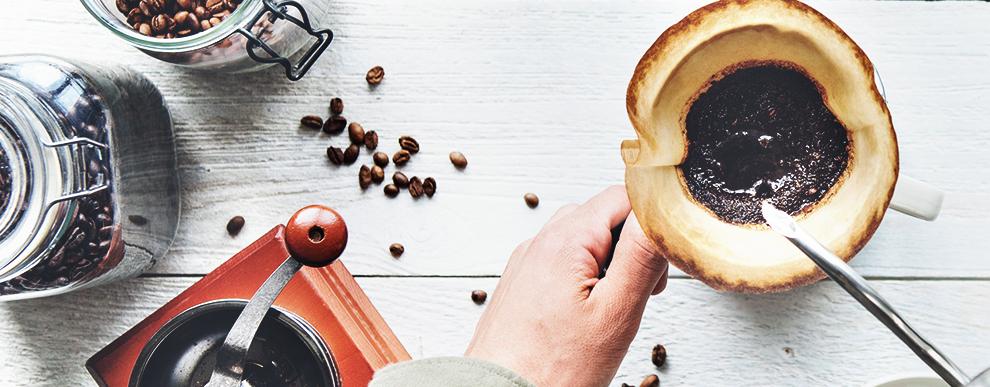 Kaffe & te + tillbehör