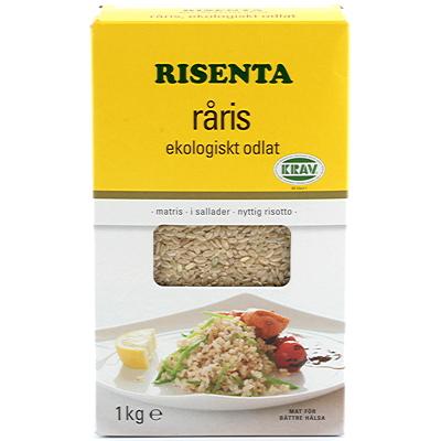 Risenta Råris, 1kg ekologisk