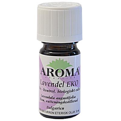 Aroma Creative Eterisk Olja Lavendel, 5ml ekologisk