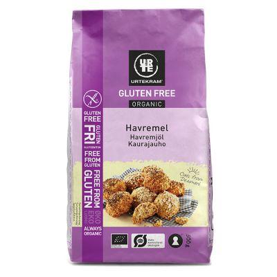 Havremjöl Glutenfritt, 500g ekologisk