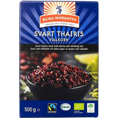 Thairis svart, 500g ekologisk