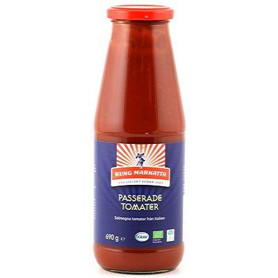 Passerade tomater, 69cl ekologisk