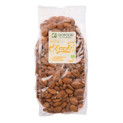 biofood mandel sot siciliansk 750g ekologisk