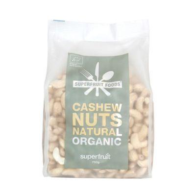 Superfruit Cashewnötter, 750g ekologisk