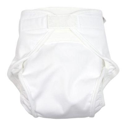 Blöjbyxa Soft Vit, 2,5-5 kg ekologisk