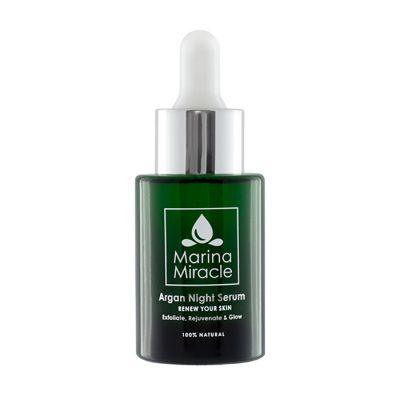 Marina Miracle Argan Night Serum 28 ml