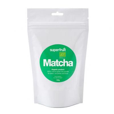 Matcha grönt te pulver, 100g ekologisk
