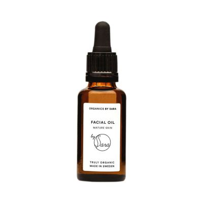 Organics by Sara Facial Oil Mature Skin - ansiktsolja