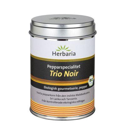 Pepparspecialitet Trio Noir, 75g ekologisk