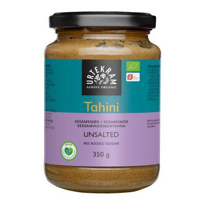 urtekram tahini utan salt 350g ekologisk