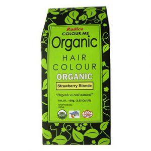 Colour Me Organic Strawberry Blonde hårfärg, 100g ekologisk