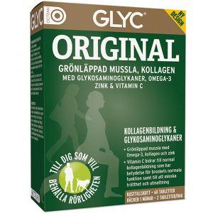 Glyc Original, 60 tabletter