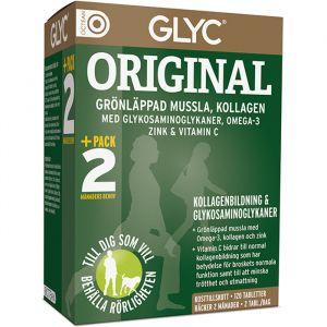 Glyc Original, 120 tabletter