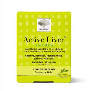 Active Liver, 30 tabletter