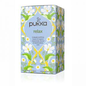 Relax, 20 tepåsar ekologisk