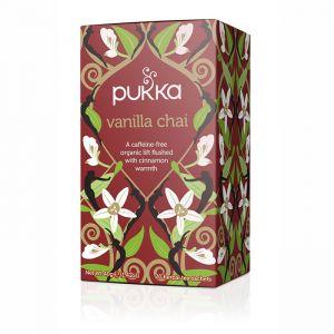 Vanilla Chai, 20 tepåsar ekologisk