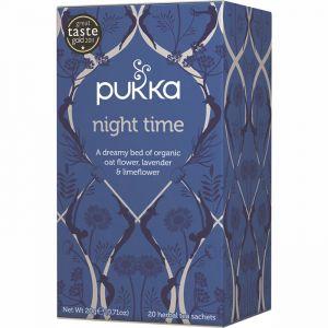Night Time, 20 tepåsar ekologisk