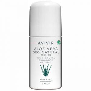 Aloe Vera Deodorant, 50ml roll-on