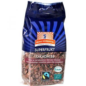 Kakaonibs, 50g ekologisk