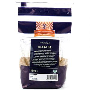 Alfalfa, 350g ekologisk
