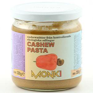 monki cashewpasta 330g ekologisk