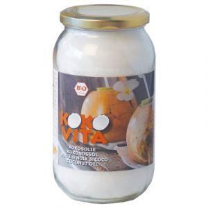 amanprana kokovita kokosolja utan smak 1l ekologisk