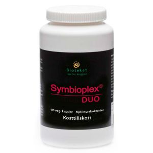 svenska bioteket symbioplex duo 90 kapslar