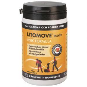 litomove litomove nyponpulver 200g pulver
