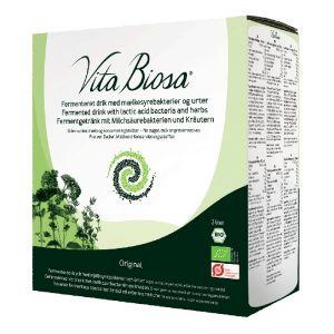 vita biosa orginal dryck med mjolksyrabakterier 3l ekologisk