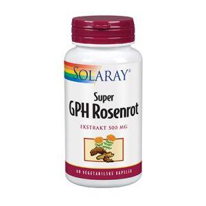 Super GPH Rosenrot, 60 kapslar