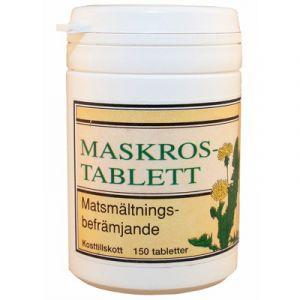 Maskrostablett, 150 tabletter