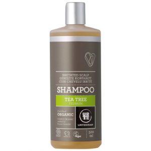 Tea Tree Shampoo Känslig Hårbotten, 500ml ekologisk