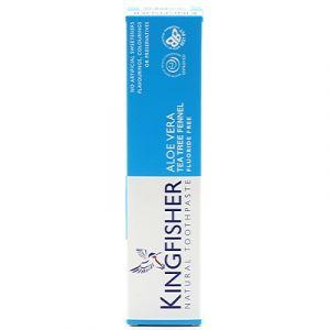 Natural Toothpaste Aloe Vera Tea Tree Fennel, 100ml