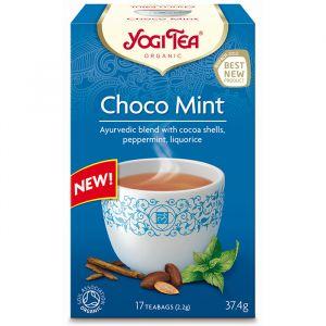 Choco Mint, 17 tepåsar KRAV ekologisk