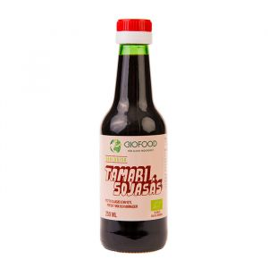biofood tamari sojasas 250ml ekologisk