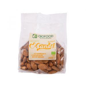 biofood mandel 250g ekologisk