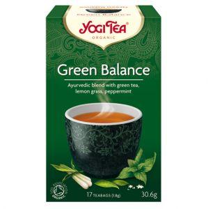 Green Balance, 17 tepåsar KRAV ekologisk