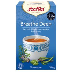 Breathe Deep, 17 tepåsar KRAV ekologisk