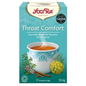Throat Comfort, 17 tepåsar KRAV ekologisk