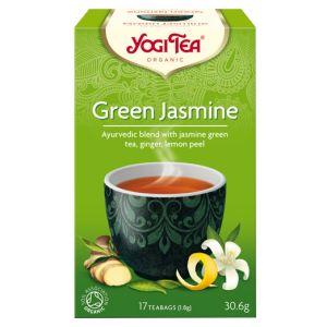 Green Jasmine, 17 tepåsar KRAV ekologisk