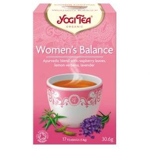 Women's Balance, 17 tepåsar KRAV ekologisk