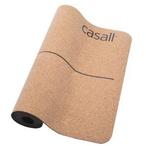 Casall Yoga Mat Natural Cork – natural