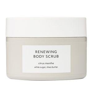 Citrus Menthe Renewing Body Scrub, 200 ml ekologisk