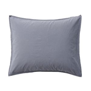AB Småland Örngott Crinkle Dusty Blue – Ekologiska sängkläder