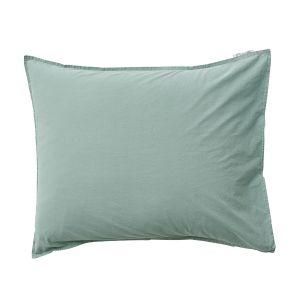 AB Småland Örngott Crinkle Mineral Green – Ekologiska sängkläder