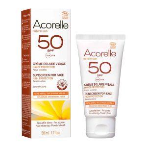 Face Sunscreen SPF50, 50 ml