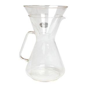 Kaffebryggare Glas, 8 koppar