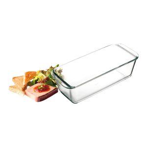 Rektangulär Brödform Glas