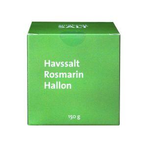 AlltGott Havssalt Rosmarin Hallon – Ett salt med mycket smak av rosmarin & hallon